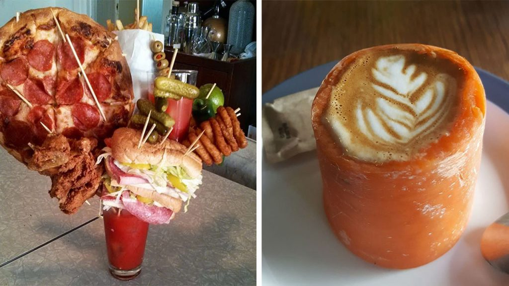 11 Times Restaurants Went Too Far With Their Ridiculous Menu Items